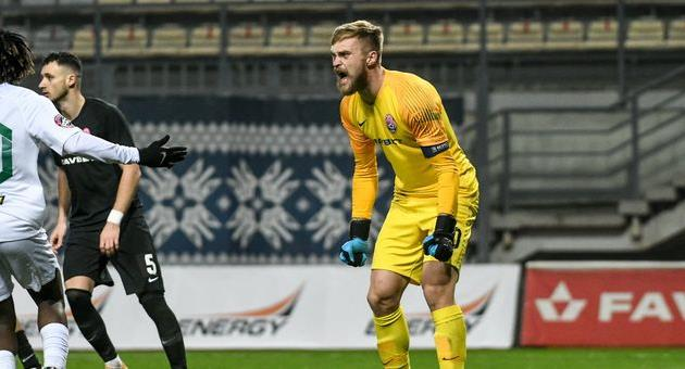 Никита Шевченко, фото ФК Заря Луганск