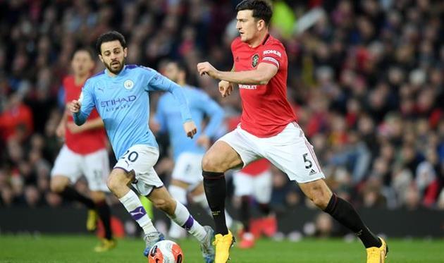 Манчестер Юнайтед — Манчестер Сити, Getty Images
