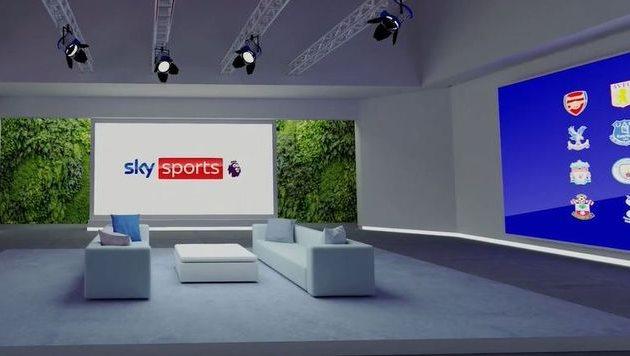 Формат личного кабинета пользователя, skysports.com