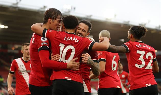 Футболисты Саутгемптона, Getty Images