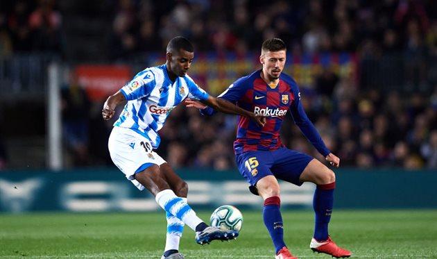 Барселона — Реал Сосьедад, Getty Images
