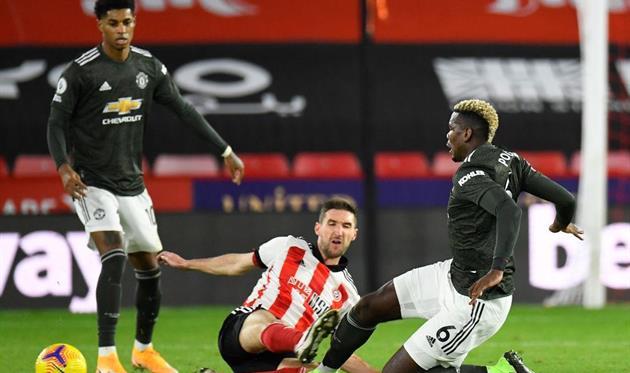 Шеффилд Юнайтед - Манчестер Юнайтед, Getty Images