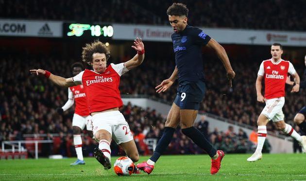Эвертон — Арсенал, Getty Images