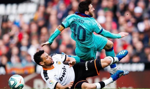Барселона — Валенсия, Getty Images
