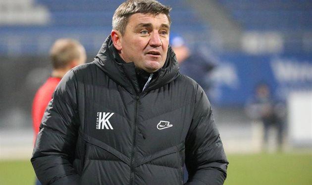Руслан Костышин, ФК Колос Ковалевка