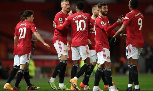 Манчестер Юнайтед — Лидс Юнайтед, Getty Images