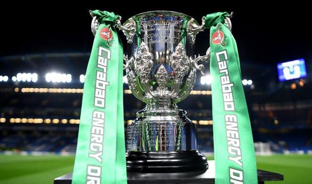 Трофей Кубка Английской лиги, Getty Images
