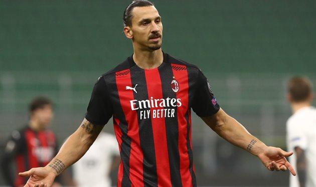 Кем заменить Ибрагимовича: восемь нападающих для Милана