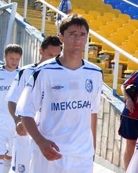 Дмитрий Владов, chernomorets.odessa.ua