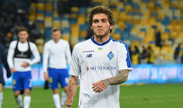 Георгий Цитаишвили, ФК Динамо Киев