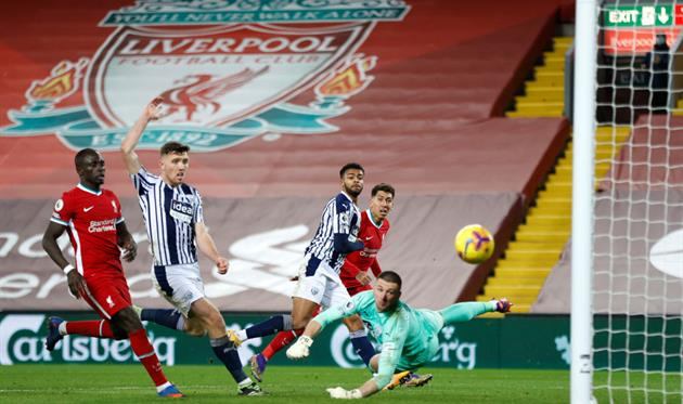 Ливерпуль - Вест Бромвич, Getty Images