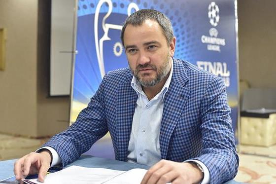 Андрей Павелко, FFU.ua