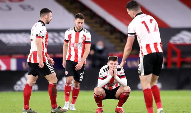 Футболисты Шеффилд Юнайтед, Getty Images