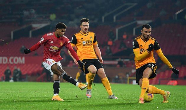 Манчестер Юнайтед — Вулверхэмптон, Getty Images
