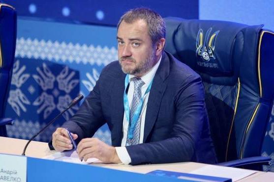 Андрей Павелко, УАФ