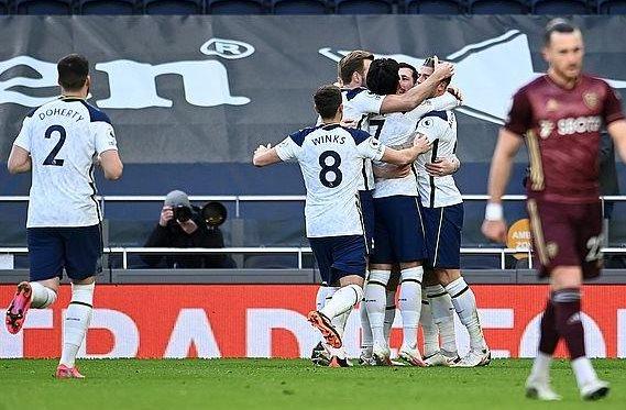 Тоттенхэм — Лидс Юнайтед, Getty Images