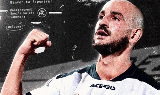 Риккардо Сапонара, фото ФК Специя