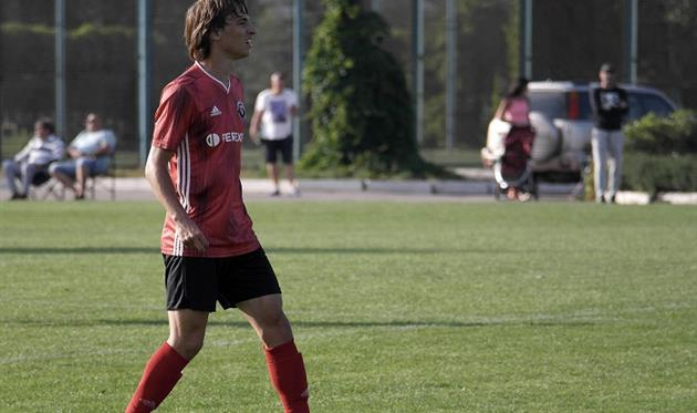 Артур Мурза, ФК Горняк-Спорт