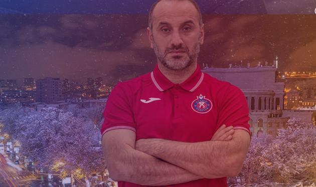 Егише Меликян, ФК Пюник