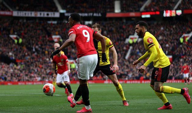 Манчестер Юнайтед — Уотфорд, Getty Images