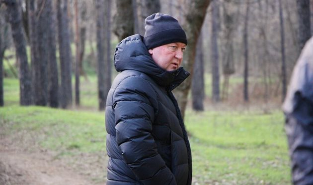 Владимир Шаран, фото Александрия
