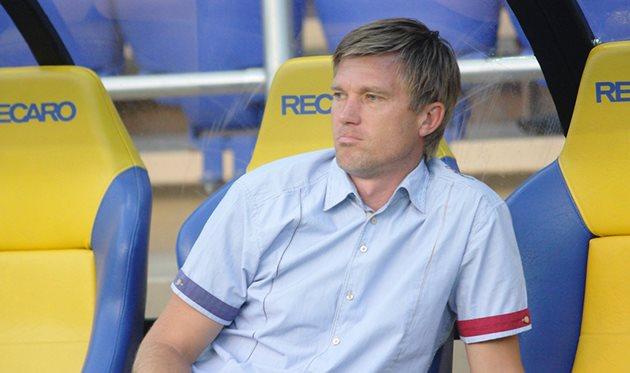 Юрий Максимов, ТК Футбол