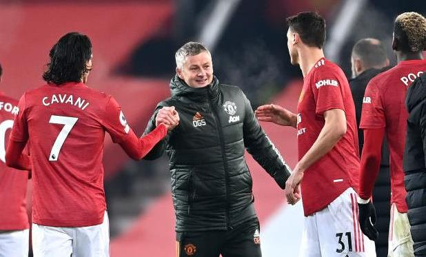 Радость Манчестер Юнайтед, getty images