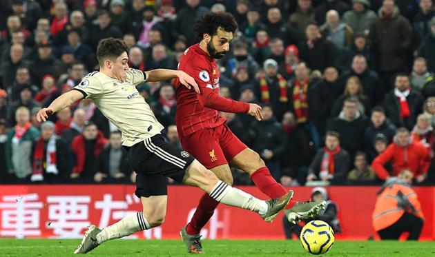 Ливерпуль - Манчестер Юнайтед, Getty Images