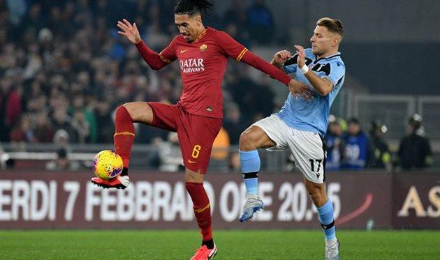 Рома — Лацио, Getty Images