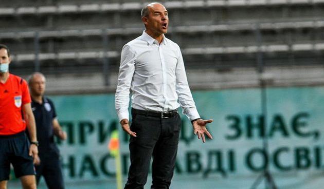 Виктор Скрипник, фото ФК Заря Луганск