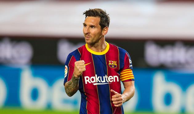 ЛИОНЕЛЬ МЕССИ, Football Espana