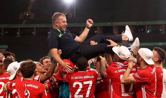 ФК Бавария, Getty Images
