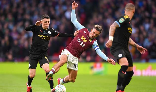 Манчестер Сити — Астон Вилла, Getty Images