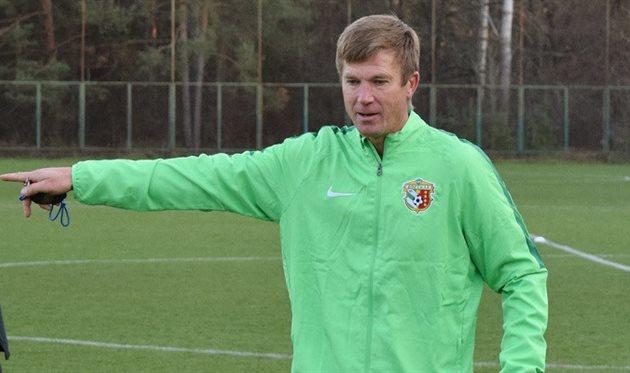 Юрий Максимов, фото Ворскла