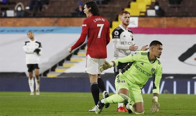 Фулхэм — Манчестер Юнайтед, Getty Images