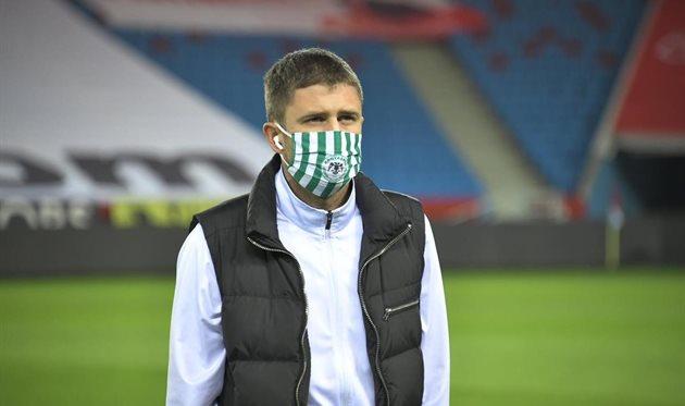 Артем Кравец, ФК Коньяспор