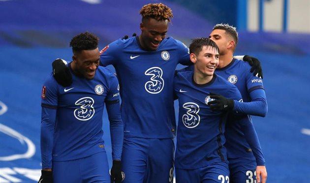 Футболисты Челси, Getty Images