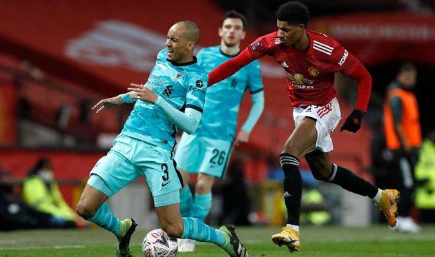 Манчестер Юнайтед — Ливерпуль, Getty Images