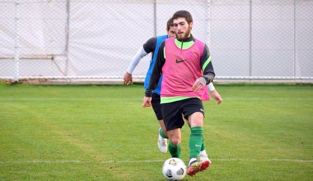 Георгий Цитаишвили, фото ФК Ворскла Полтава