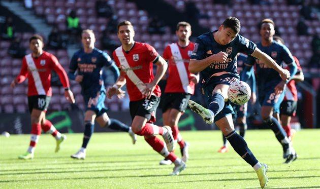 Саутгемптон — Арсенал, Getty Images