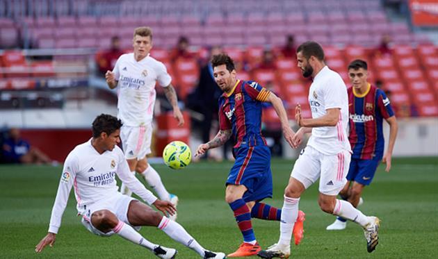 Барселона - Реал, Getty Images