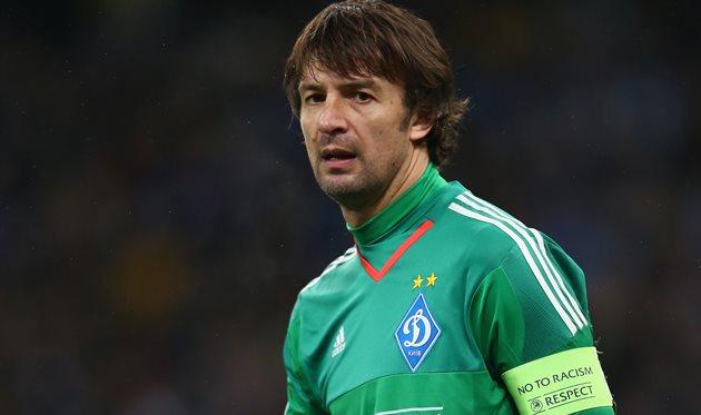 Александр Шовковский, ФК Динамо Киев
