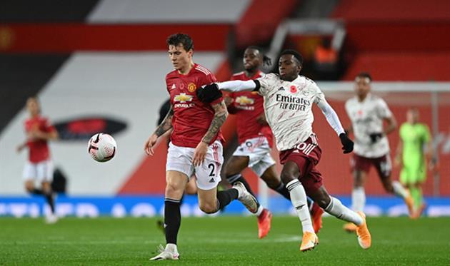 Манчестер Юнайтед - Арсенал, Getty Images