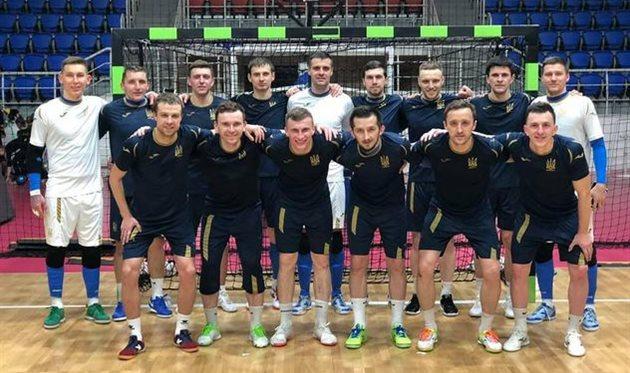 Сборная Украины по футзалу, futsal.com.ua