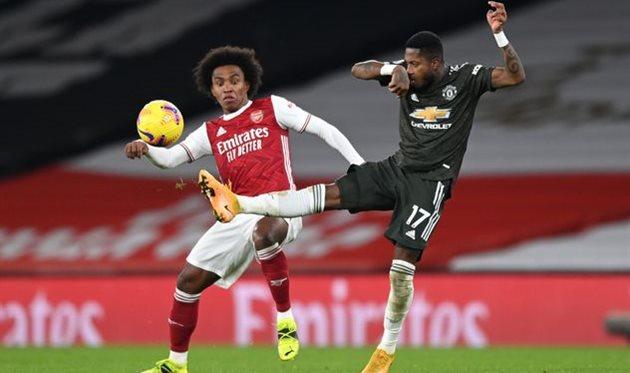Арсенал — Манчестер Юнайтед, Getty Images