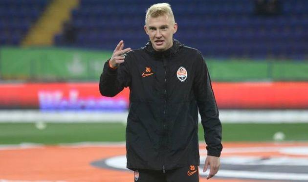 Виктор Коваленко, фото ФК Шахтер Донецк