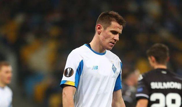 Артем Беседин, ФК Динамо Киев