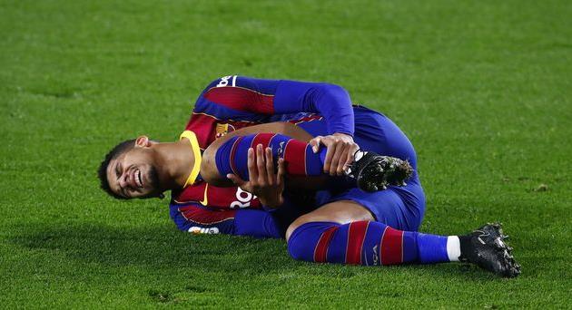 Рональд Араухо, Getty Images