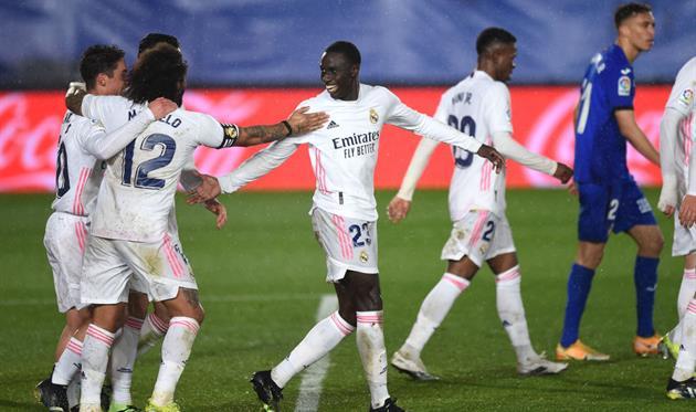 Реал Мадрид - Хетафе, Getty Images