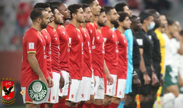 Игроки Аль-Ахли, фото ФИФА